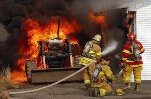 tűzvédelmi szervezet